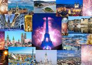 Двенадцатидневный тур по Европе. Новый год в Париже.
