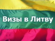 Литовская виза с гарантией выхода!
