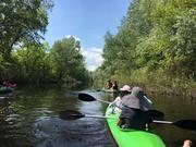 Сплав на байдарках по реке Орель с Базой Отдыха Орельский Двор