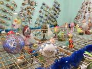 Экскурсия на фабрику ёлочных игрушек из Харькова